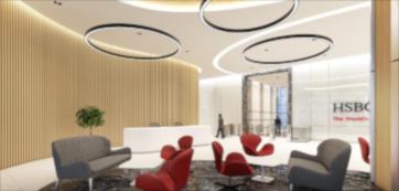 Lobby Area Lighting